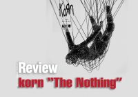 Korn «The Nothing» Review