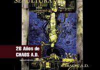 «Chaos A.D.» de Sepultura