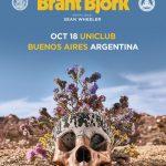 Brant Bjork en Argentina