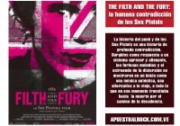 The Filth and The Fury: la humana contradicción de los Sex Pistols