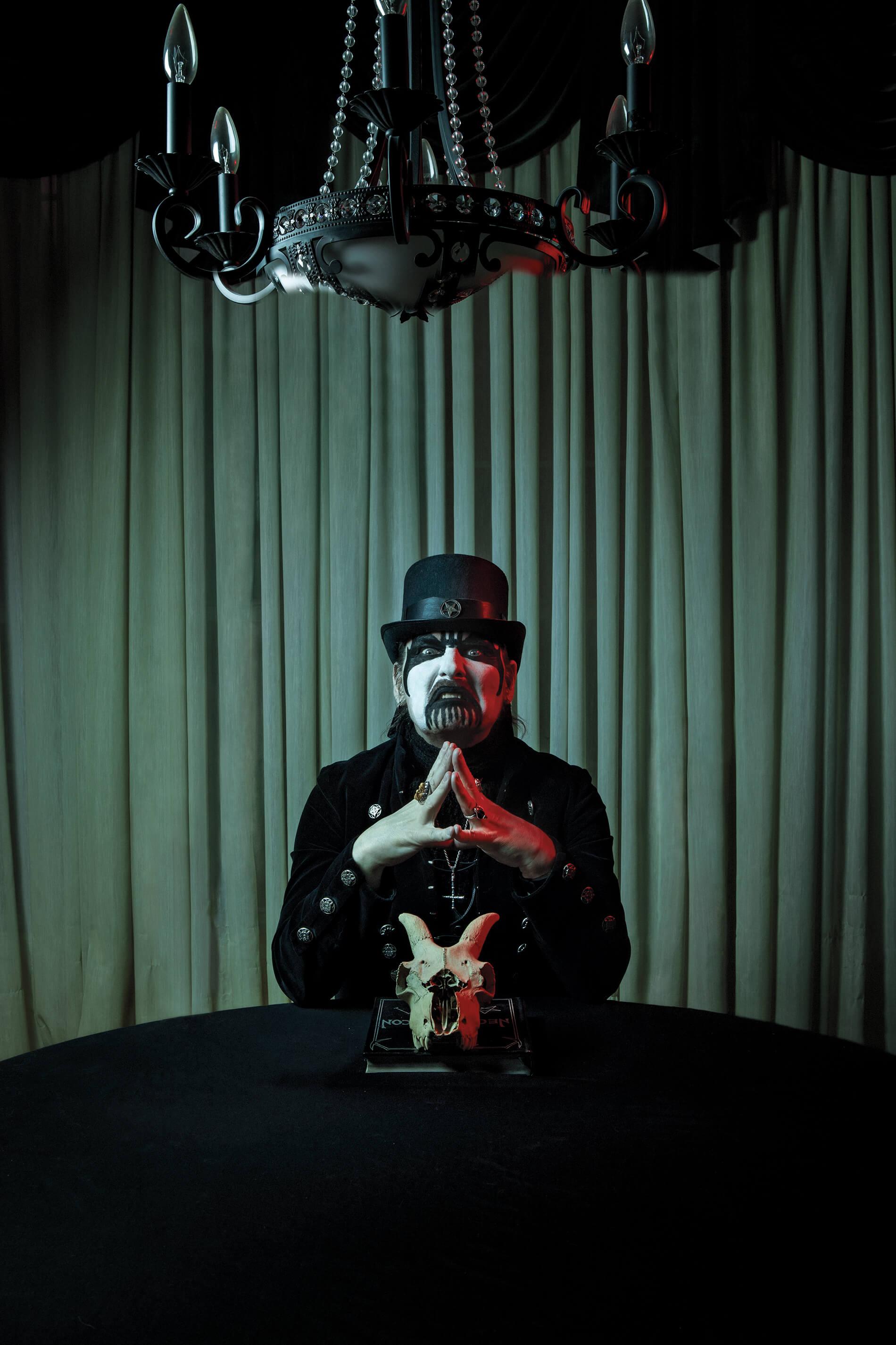 """King Diamond """"Masquerade Of Madness"""" nuevo single"""