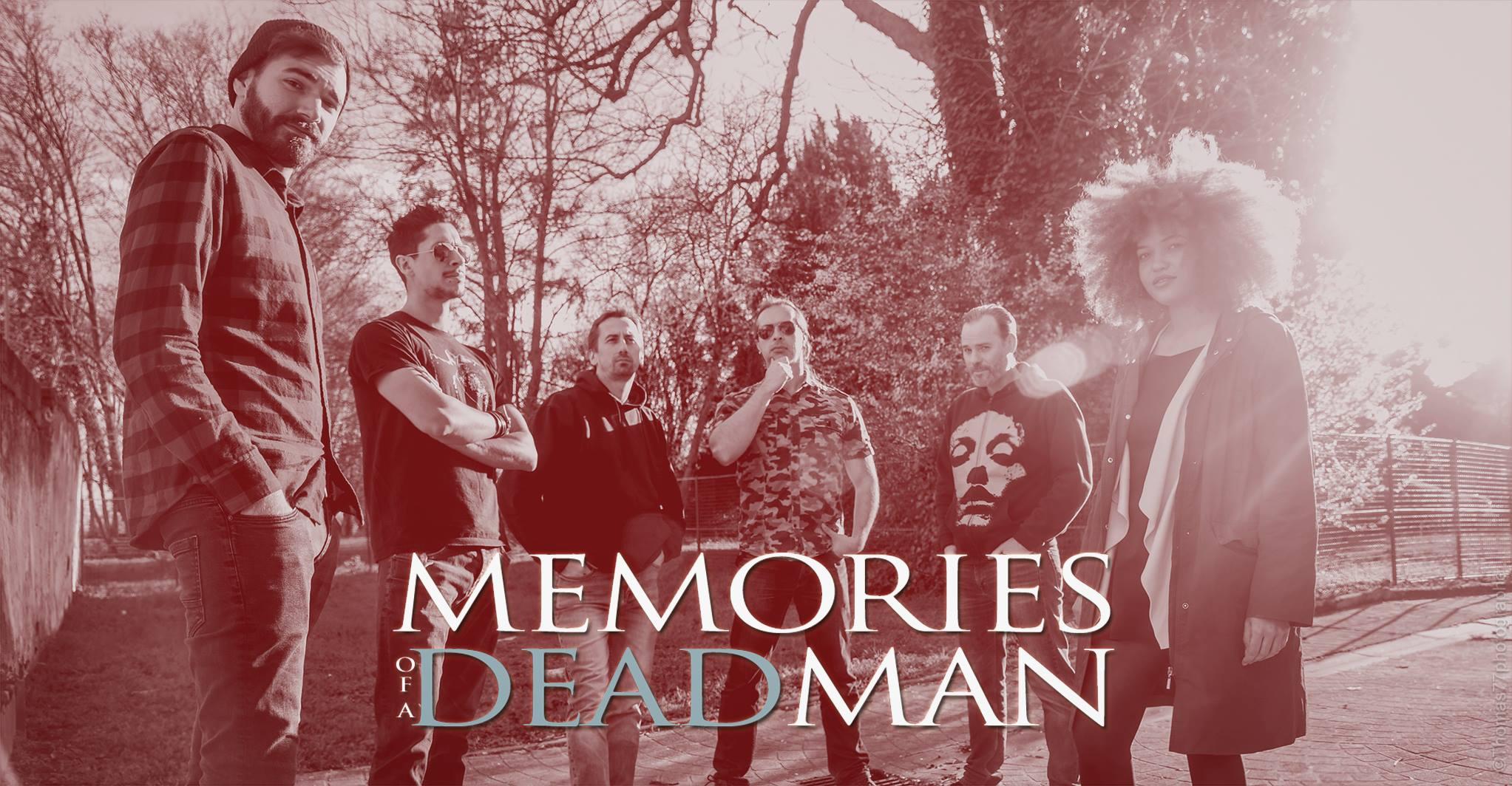 "Memories of a Dead Man con nuevo videoclip ""Inner Shout"""