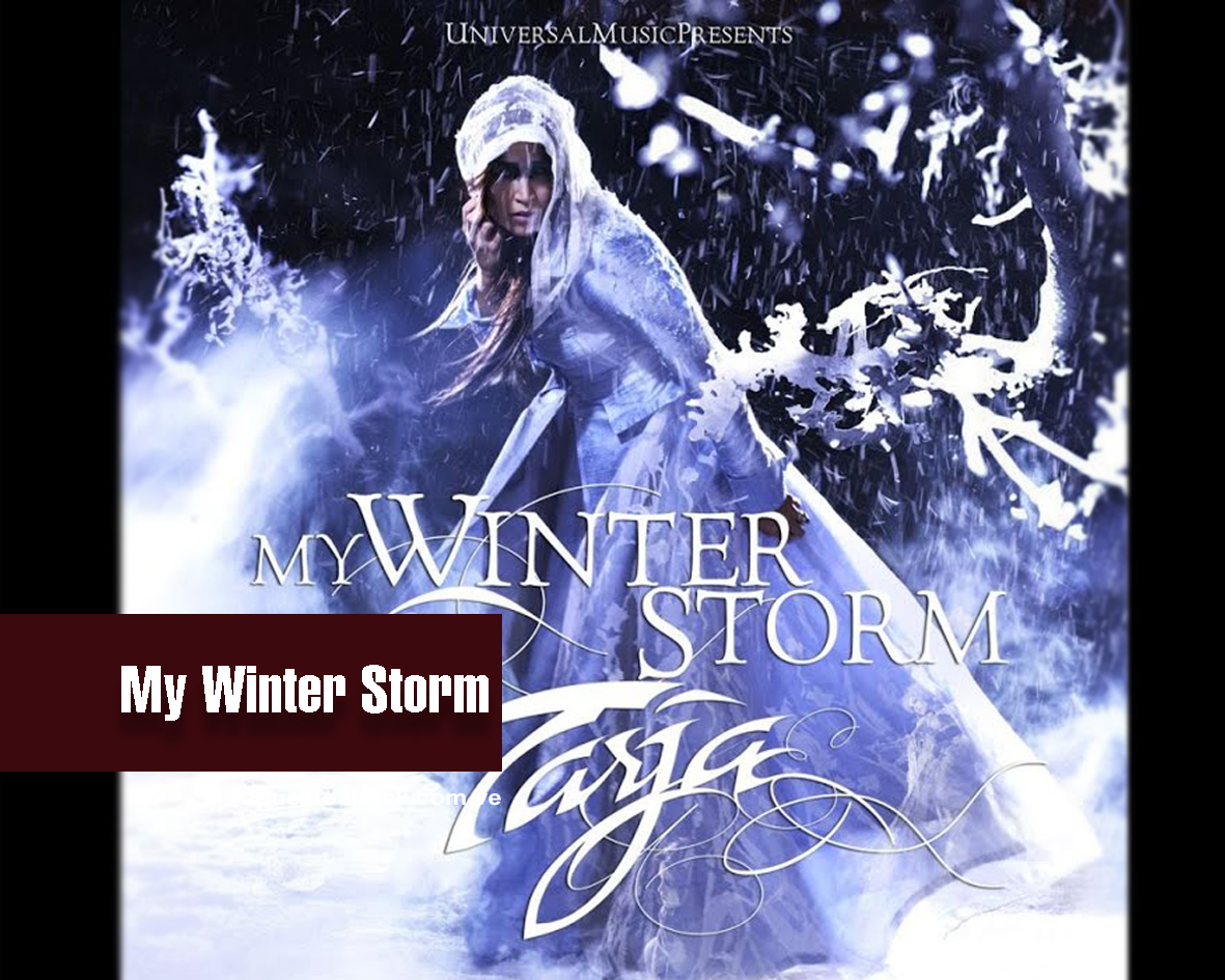 """My Winter Storm"" de Tarja Turunen"
