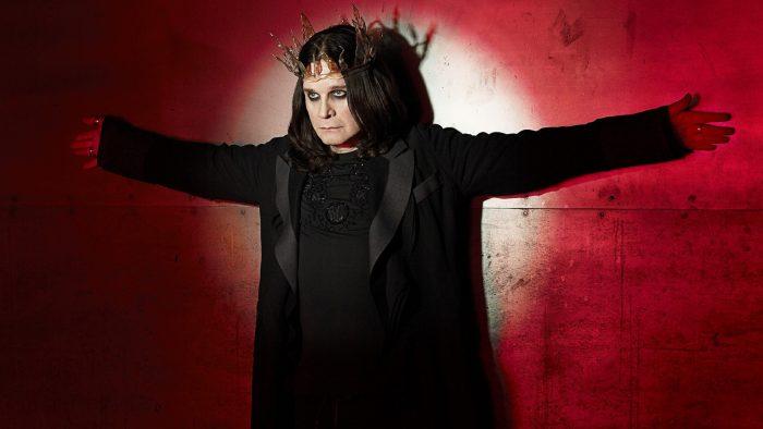 Ozzy Osbourne revela que terminó su álbum en solitario