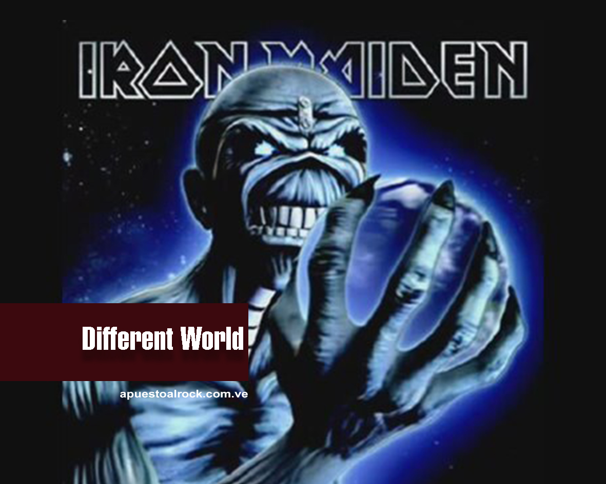 Different World de Iron Maiden