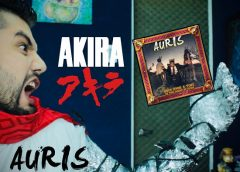 La banda Auris analiza la película de anime «Akira»