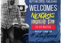 Nexoasis y Anorexia Isan en la lista de Neptune Cross Publishing