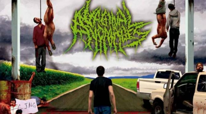 "Desde México Vaginal Anomalies trae ""Violent Devotion To Kill"""