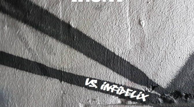 """vs. Infidelix"" fusión rap / industrial de [P.U.T]"