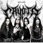"Crypta banda de Death Metal lanza su primer video ""From The Ashes"""
