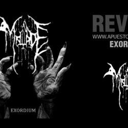 """MALADE y su álbum debut post black metal """"Exordium"""" - Review"""