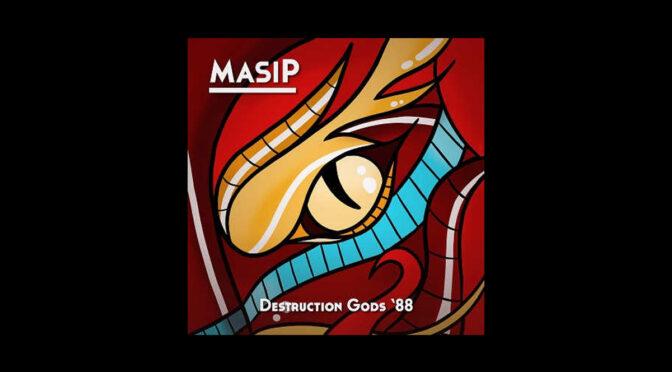 """MASIP, Proyecto del músico Español Luis MASIP, Estrena """"I'm enslaved by your love"""""""