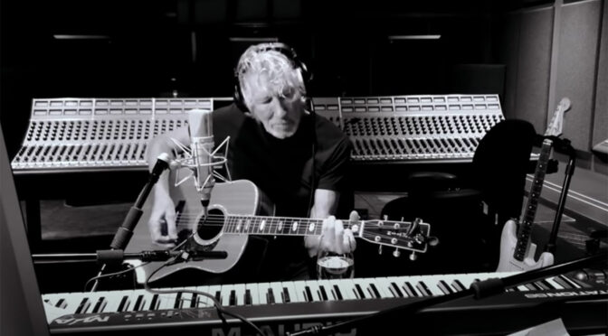 "Roger Waters anunció nuevas fechas de su gira ""This Is Not a Drill"""