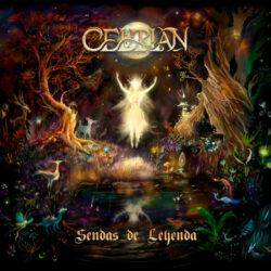 """Celtian  Presenta la portada de su nuevo trabajo """"Sendas de leyenda"""""""