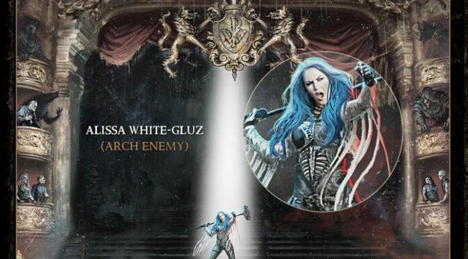 """Powerwolf anuncia a sus invitados para """"Missa Cantorem"""" Alissa White-Gluz y Jari Mäenpää."""