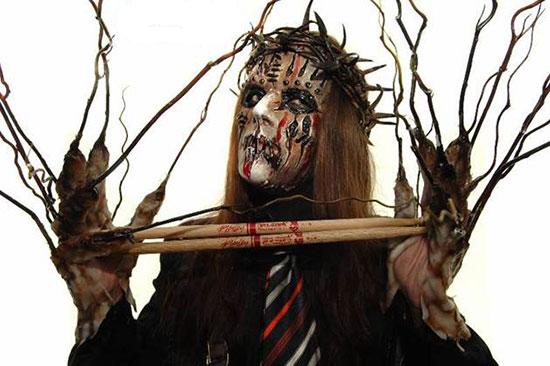 Fallece Joey Jordison, Ex baterista y fundador de Slipknot