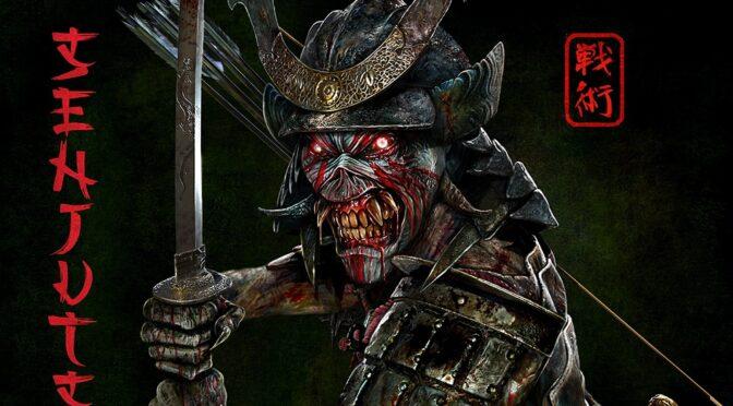 """Iron Maiden Publica los detalles de """"Senjutsu"""", su Nuevo Álbum"""