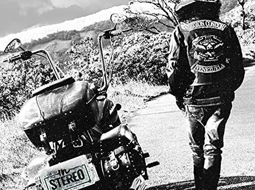 """Rafael Giordanelli Estrena """"Motocicletas y Caminos"""""""