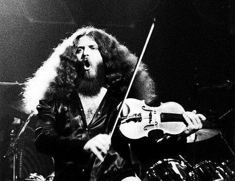 Fallece Robby Steinhardt, violinista de Kansas