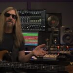 James Lomenzo, bajista temporal de Megadeth