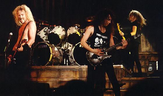 Metallica Comparte la grabación En Vivo inédita del tema «Of Wolf And Man»