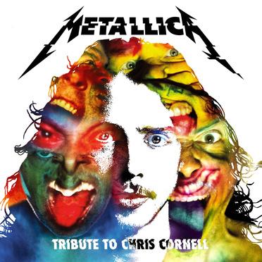 Metallica con un tributo a Chris Cornell en Vinyl