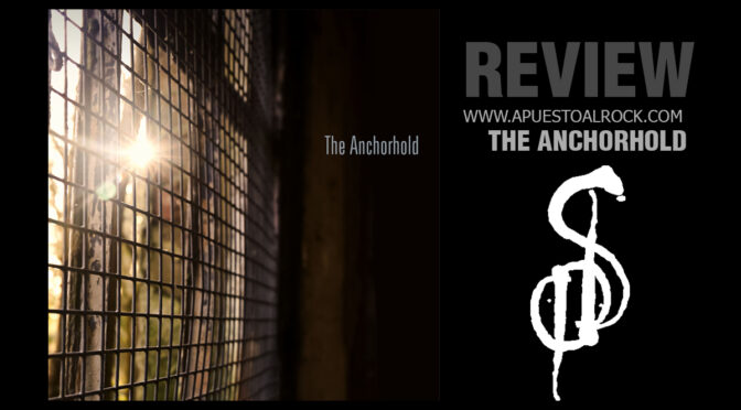 """PHIL STILES """"The Anchorhold"""" Review"""