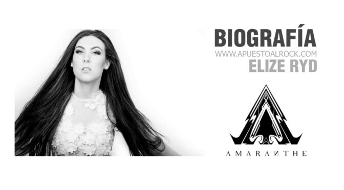 Elize Ryd «Amaranthe» – Biografía
