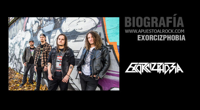 Exorcizphobia Thrash Metal desde República Checa – Biografía