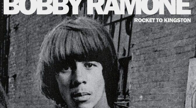 Bobby Ramone ¿Quien es este extraño personaje ? «Rocket to kingston»