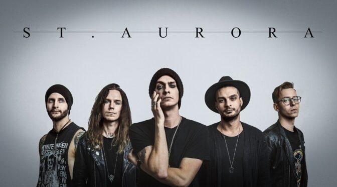 St. Aurora presenta su EP Debut «They All Remember»