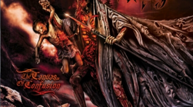 Conoce a The Downspiral To Hell con «The canvas of confusion»